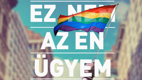 Budapest Pride - We are proud