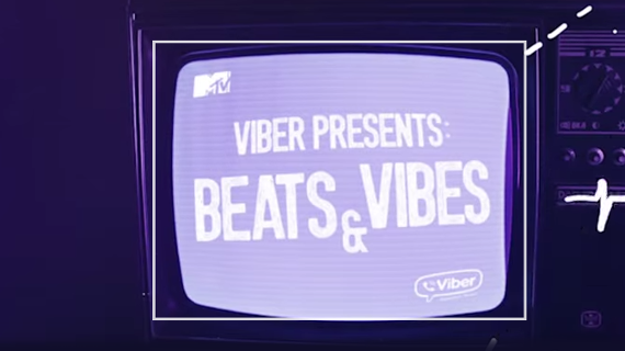 Beats & Vibes contest: participants casted via Viber