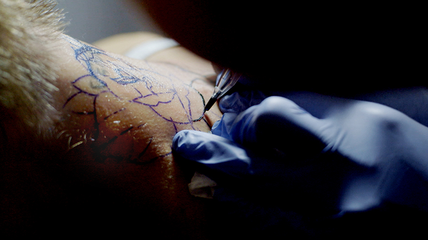 Isobar's 'Freedom Tattoo' campaign goes viral