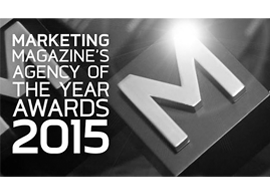 Gold - Digital Agency of the Year!