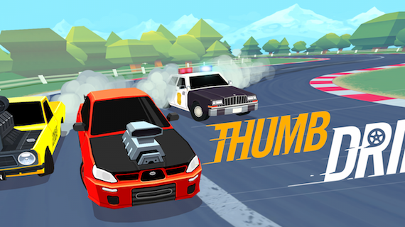 SMG's Thumb Drift Reaches 2M Downloads in a week