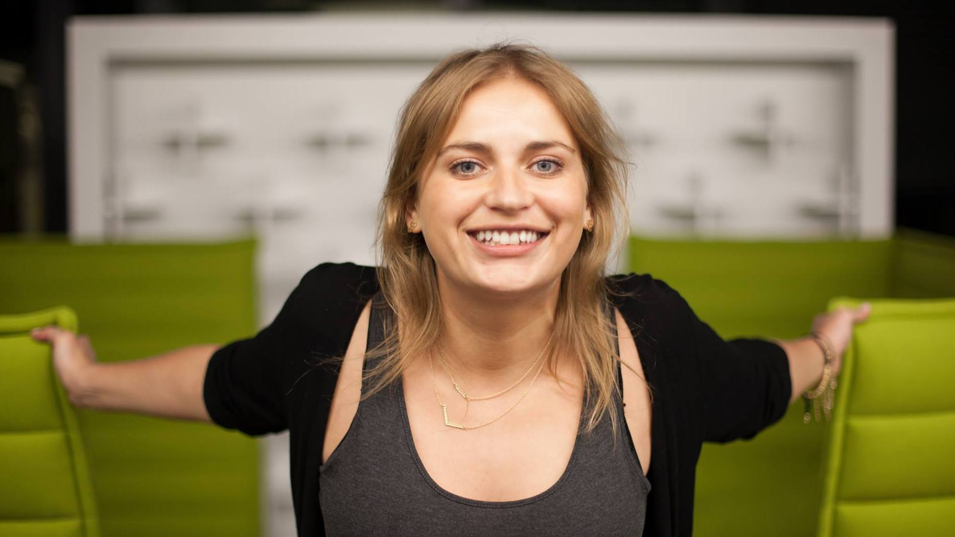 Agata Palmowska joins the creative team of Isobar Poland