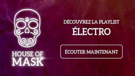 Isobar, Vizeum and The Story Lab into the world of nightlife and electro with House of Mask