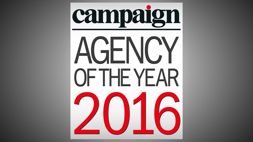 Isobar shortlisted 28 times for 2016 Campaign Asia Agency of the Year Awards