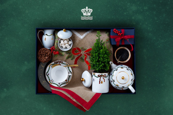Royal Copenhagen rediscovers Christmas magic