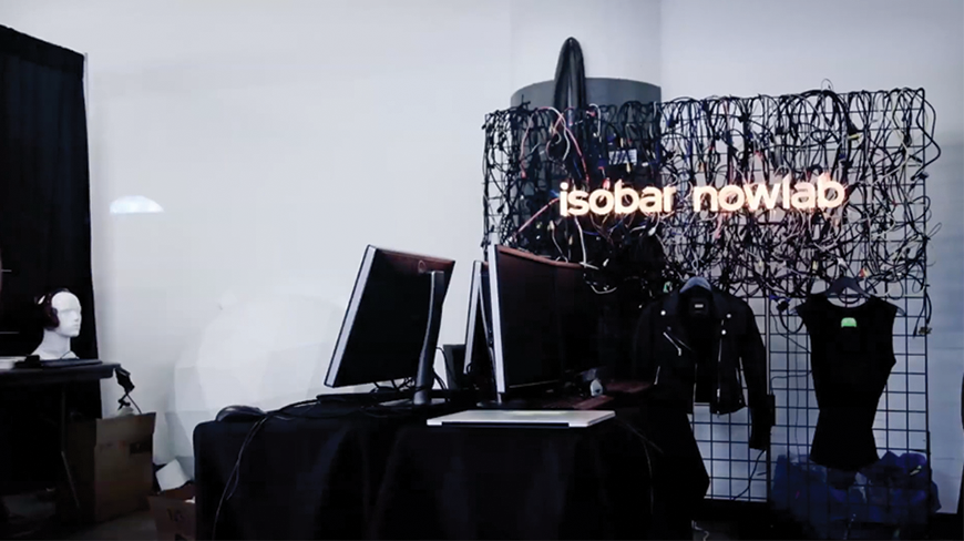 Isobar is Creating for the Future at NowLab