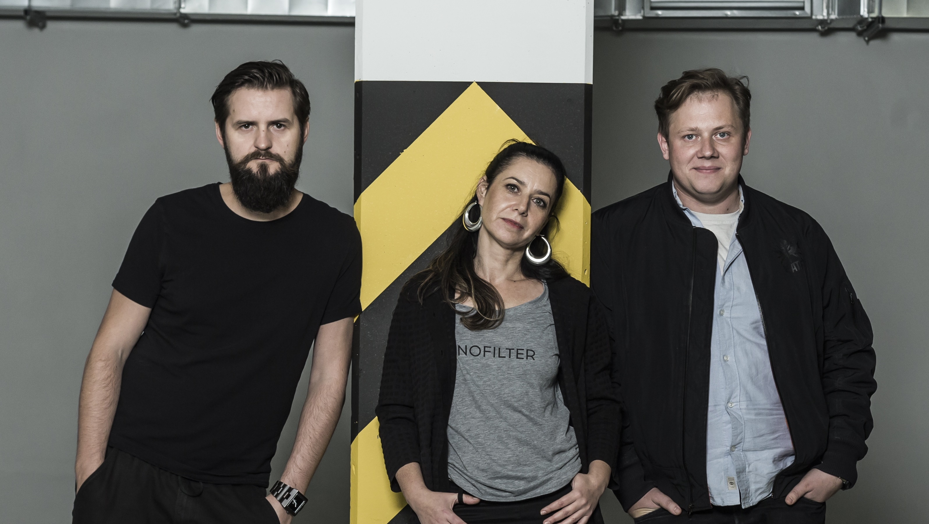 Joanna Biernacka, Maciej Kozina and Bart Biały have been promoted to the positions of deputy creative directors at Isobar Polska. Yuri Drabent is leaving the company.