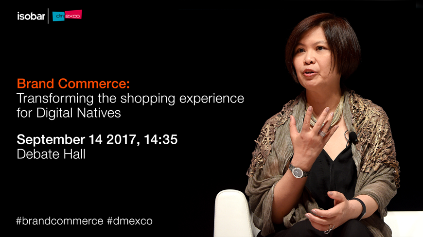 Isobar set to discuss brand commerce & the new normal with eBay at dmexco