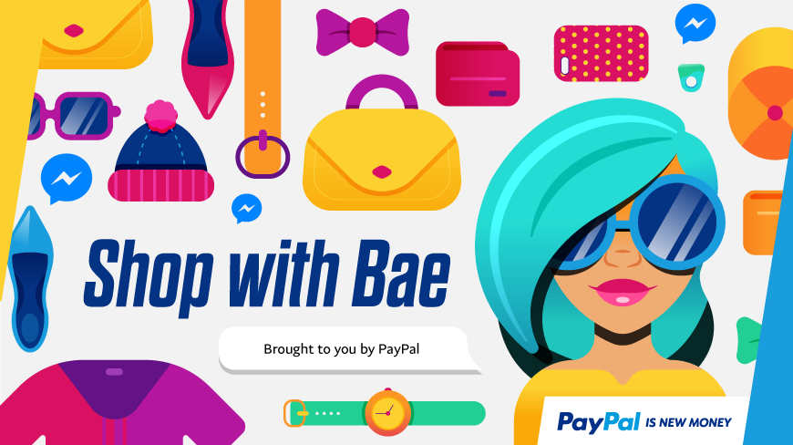 Introducing Bae - the personal shopping chatbot from PayPal Australia