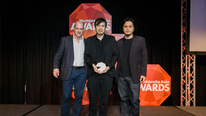 Isobar makes it 2 for 2 at Mumbrella Asia Awards