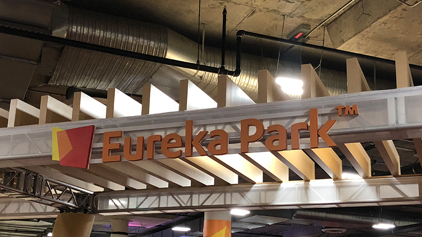 Touring CES Eureka Park With Isobar To Find The Future Of VR, AR