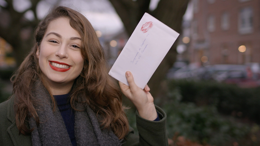 PostNL helps you spread love with their new Valentine's campaign