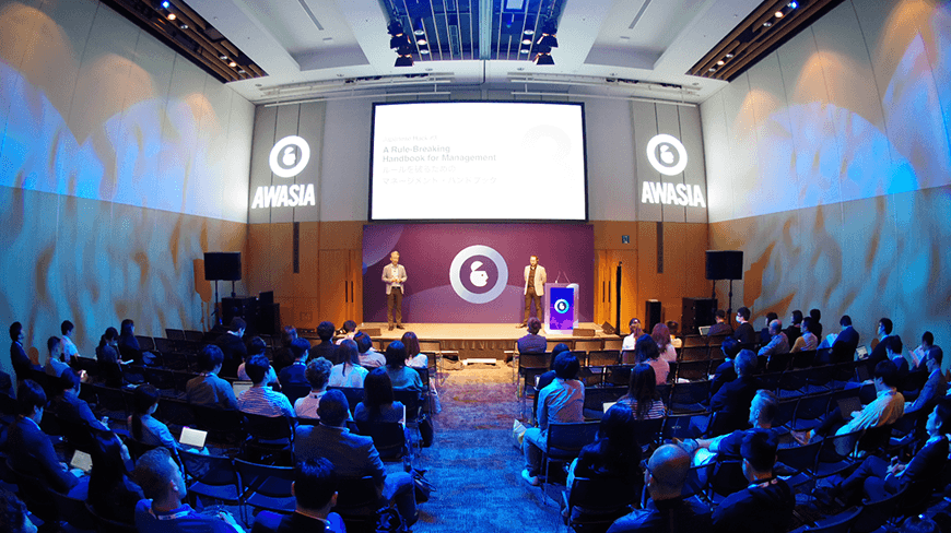 Dentsu Isobar duo discuss hacking culture at Advertising Week Asia