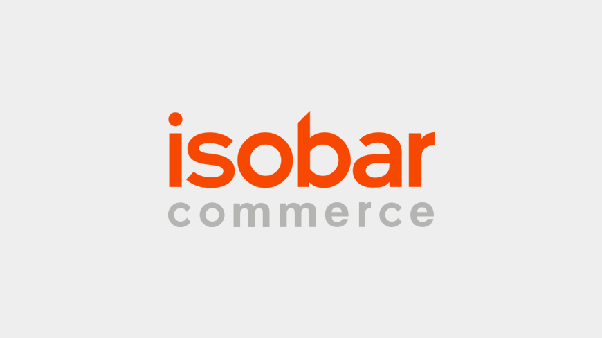 Isobar Announces Global Isobar Commerce Practice