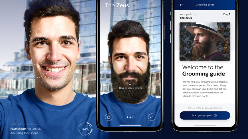 Royal Philips leverages AR technology in an innovative digital service at Cannes Lions