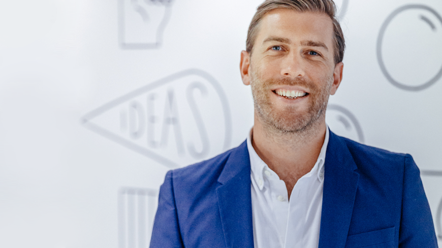Sven Huberts to take up new role to drive strategic growth for Isobar in EMEA