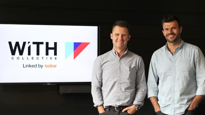 WiTH Collective joins the Isobar Group
