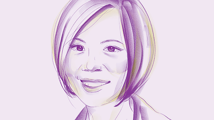 Jean Lin in conversation with Advertising Week