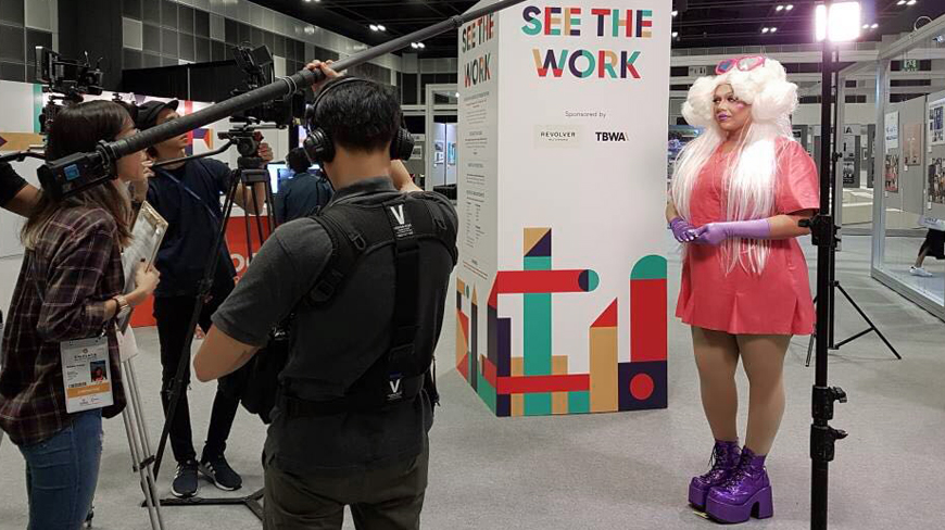 Isobar Hong Kong CD discusses the downside of 'normal' in drag queen talk