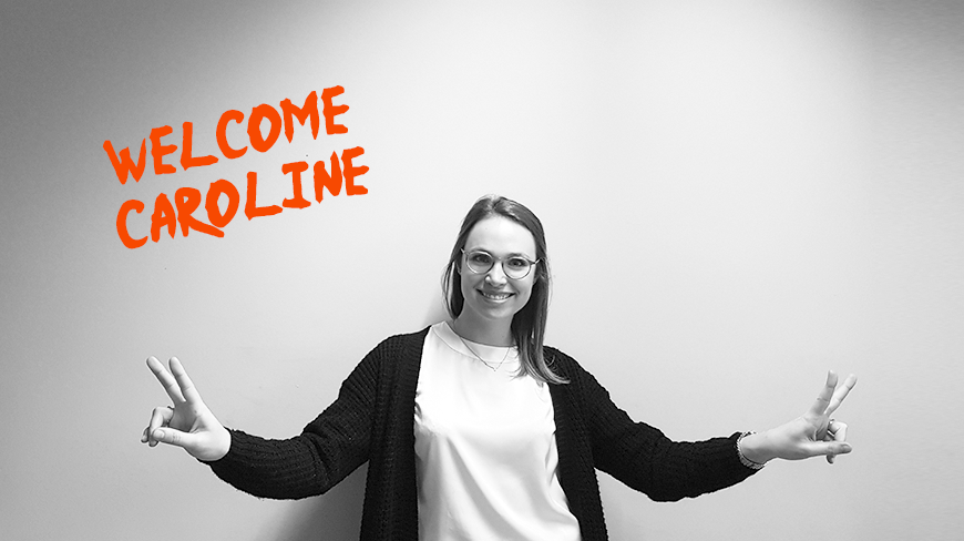 Meet Caroline, joining the Account Management team