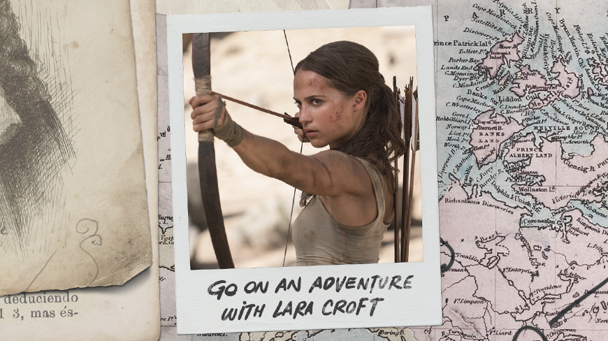 Isobar, OMD and Roadshow launch interactive Tomb Raider campaign