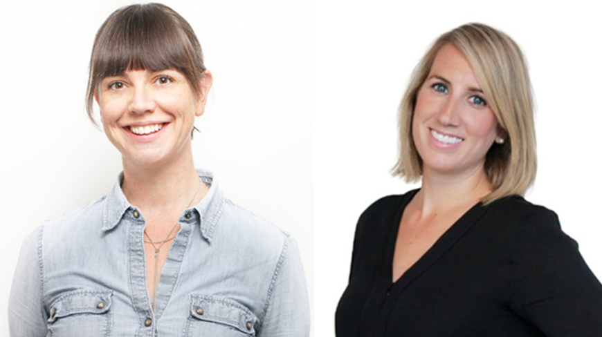 Isobar Canada promotes two execs
