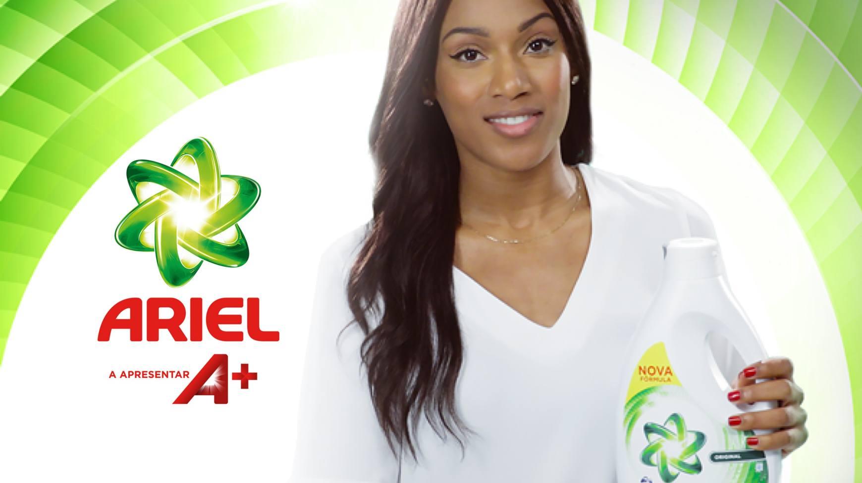 Ariel A+ with Patrícia Mamona: Triple Jump into Success