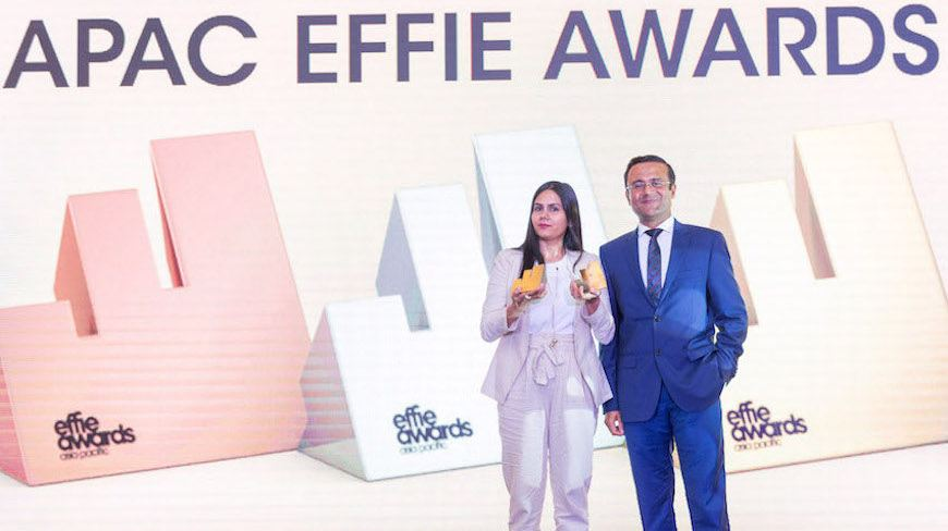 Isobar the only Malaysian agency to win at APAC Effie Awards 2018