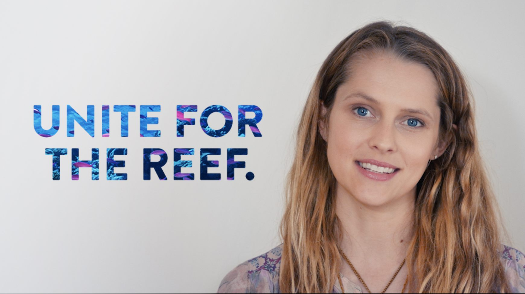 WiTH Collective launches campaign renaming colours of the Great Barrier Reef