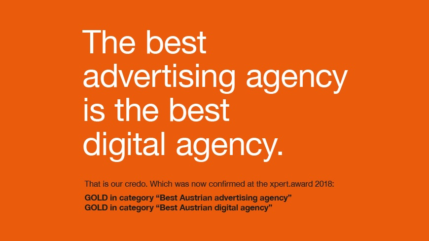 xpert.Award: isobar was nominated as the best Advertising Agency and the best Digital Agency in Austria