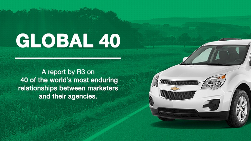 Isobar and Enterprise named in R3's Global 40 report