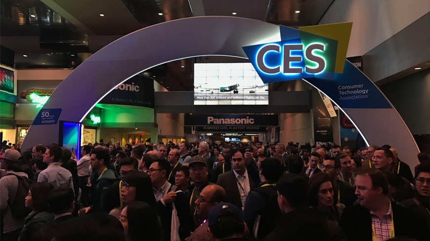 Download our CES 2017 Report