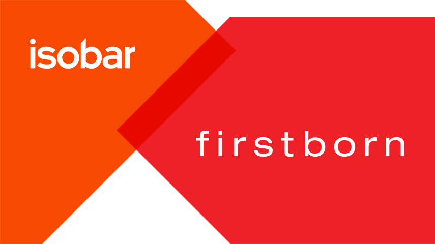Isobar and Firstborn Join Forces