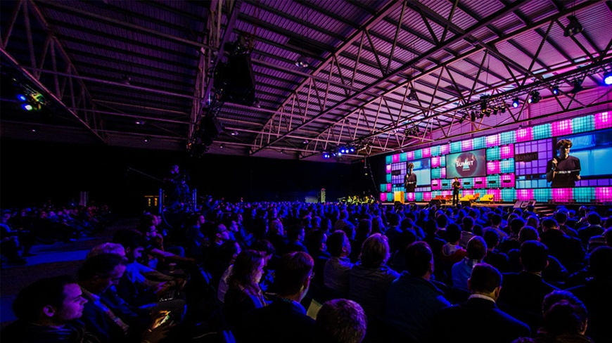 Isobar, eCommera and Clarins take to the stage at Web Summit