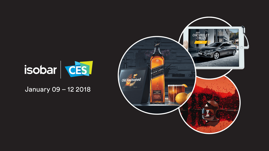 What to expect from Isobar at CES 2018