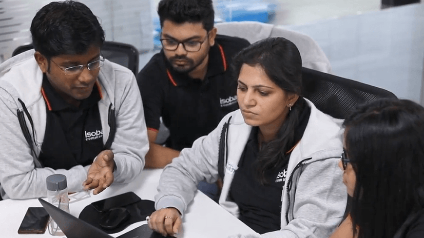 Isobar Commerce India hacks Voice Tech in Live Event