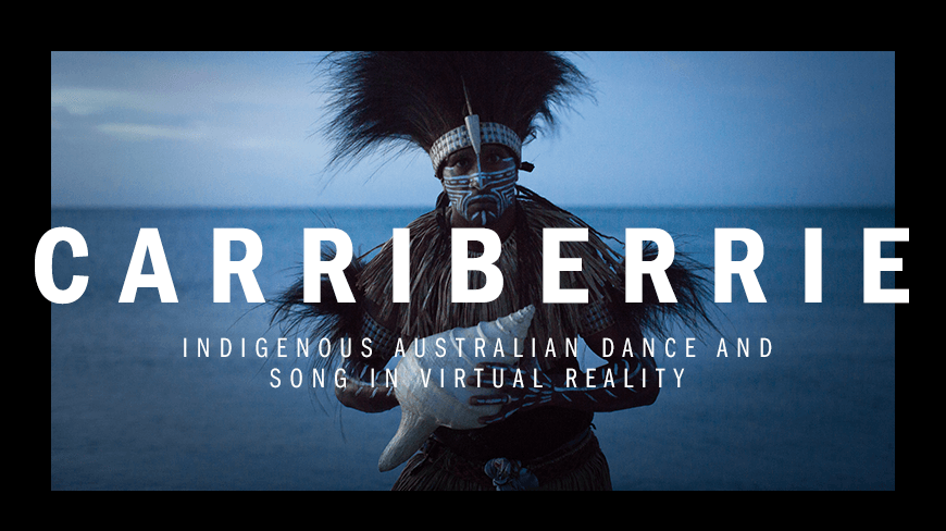 Isobar launches ground-breaking virtual reality documentary Carriberrie