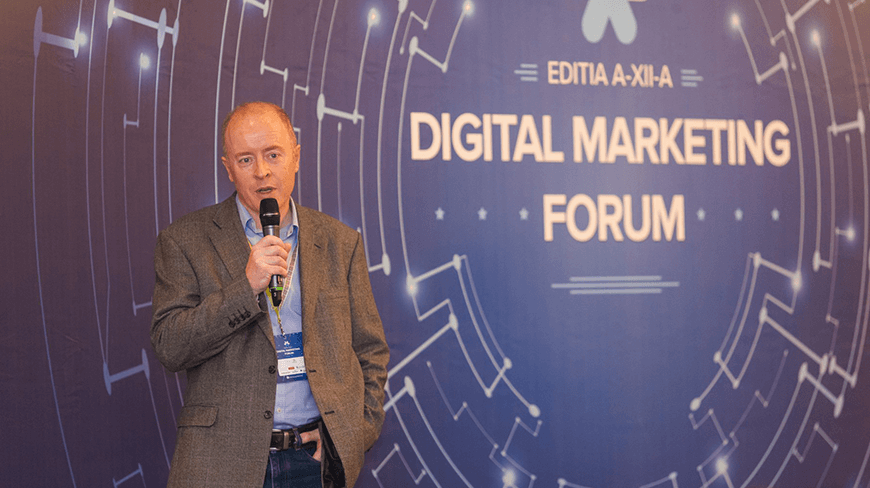 Isobar Global COO shares the future of digital  at Digital Marketing Forum