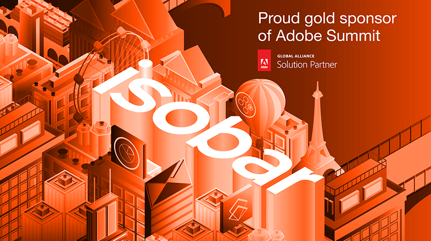 Isobar to speak at Adobe Summit in Las Vegas