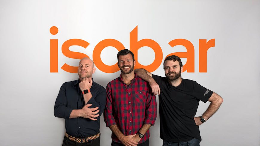 Soap joins Isobar, bringing together two of Australia's leading Digital Transformation Agencies
