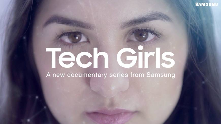 Samsung Brazil Champions Diversity in Tech Girls Campaign