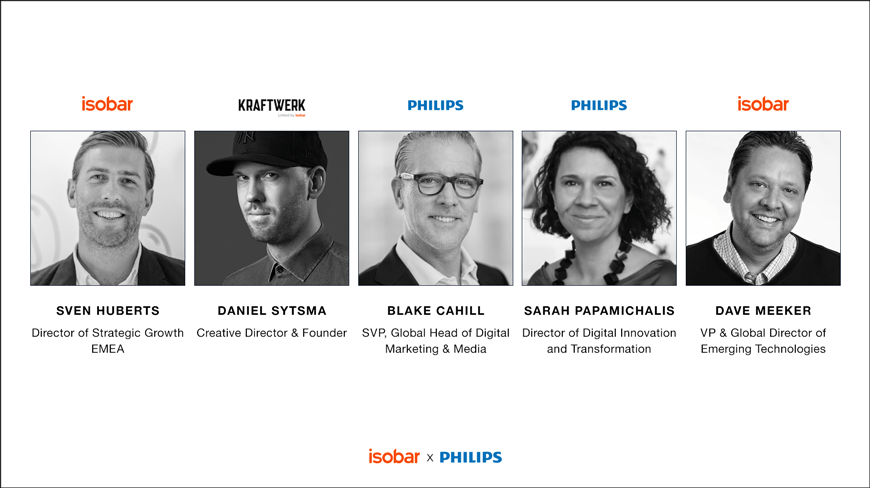 18/07/2018 Philips & Isobar to speak at Cannes Lions