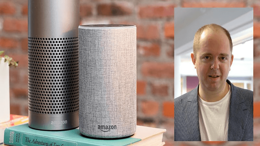FashMash Pioneers: The future of voice beyond Amazon Alexa