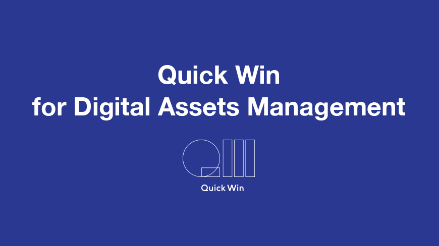 Dentsu Isobar Launches Quick Win for Digital Assets Management