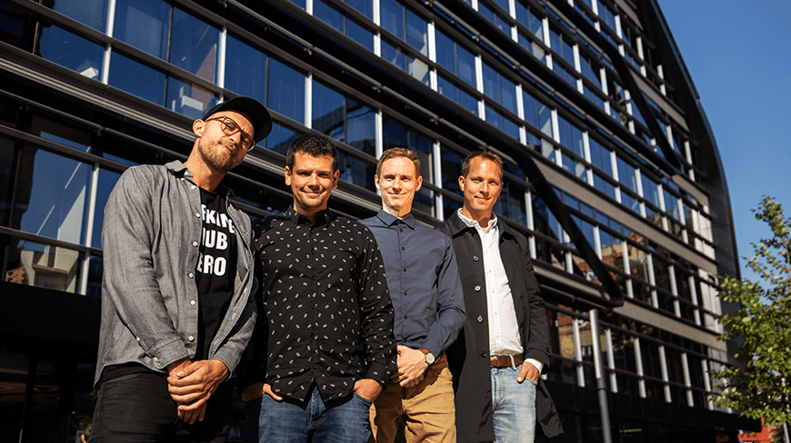 Prague based creative agency Bistro rebrands as Isobar