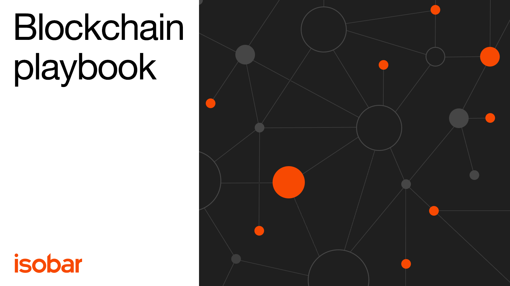 Isobar Launches Blockchain Playbook to Help Marketers Embrace Technology