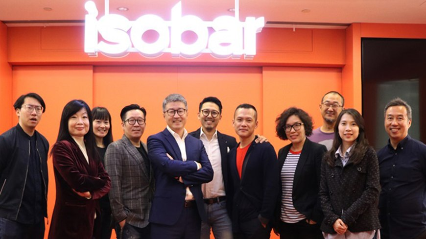 Leading Data & CRM Company AAA joins Isobar Taiwan