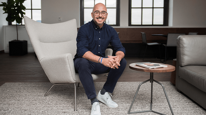Isobar Elevates Ricardo Salema to Chief Creative Officer