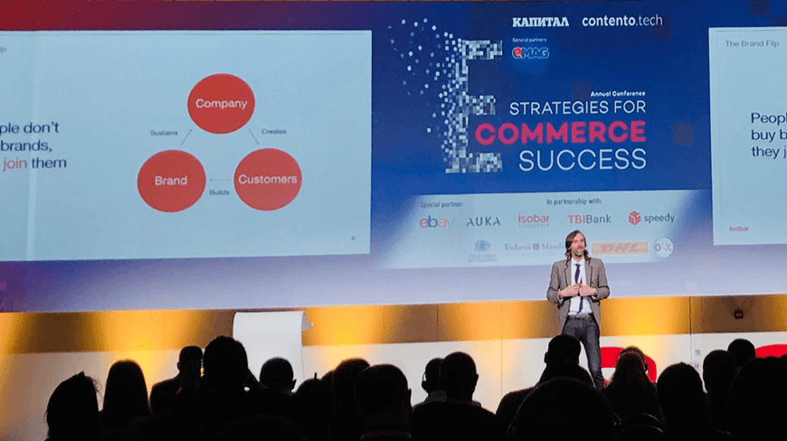 Isobar EMEA CXO discusses how understanding humanity is the key to commerce success