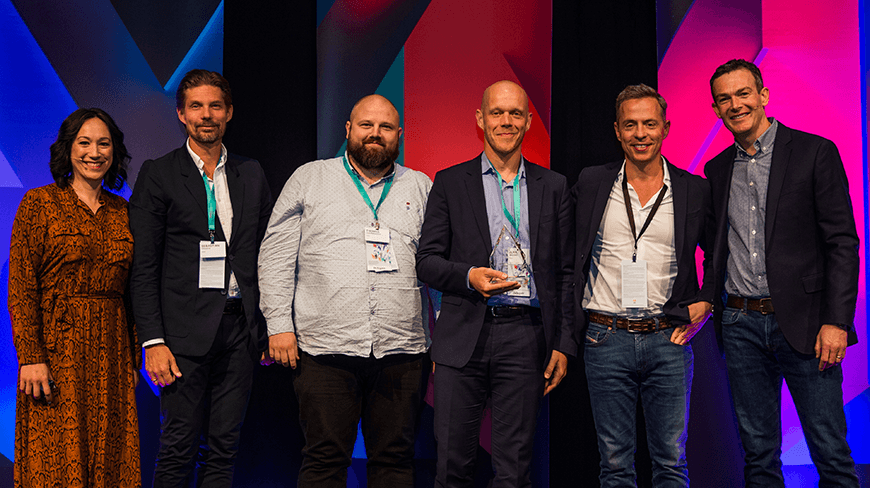 Isobar named 2019 Adobe Digital Experience Solution Partner of the Year in the Nordics